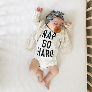 Nap So Hard Tee