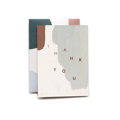 'Thank You' Card
