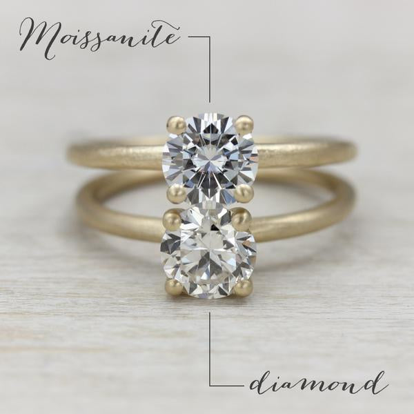 June Spotlight on: Moissanite!