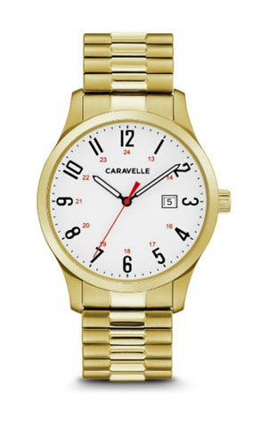 Caravelle Mens Watch