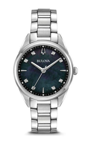 Bulova Ladies Crystal Watch
