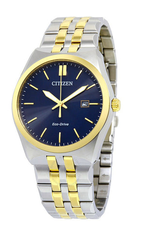 Mens Citizen EcoDrive Two Tone Watch