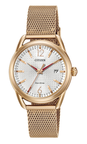 Citizen EcoDrive Ladies LTR Watch