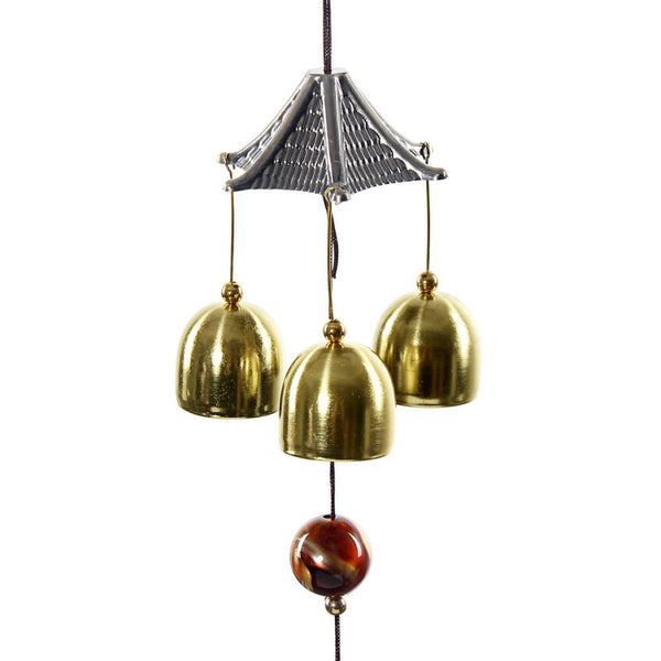 Amazing Great Sound Bronze Wind Chimes - The Endo Shop
