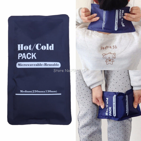 1 PC Reusable Hot / Cold Non Toxic Gel Pack