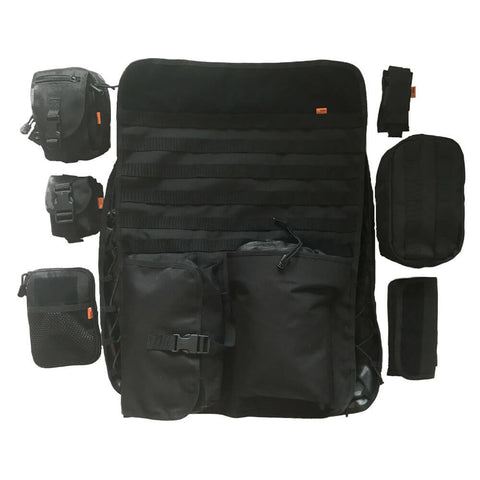 gruntcover tactical seat cover organizer. Black Bedroom Furniture Sets. Home Design Ideas