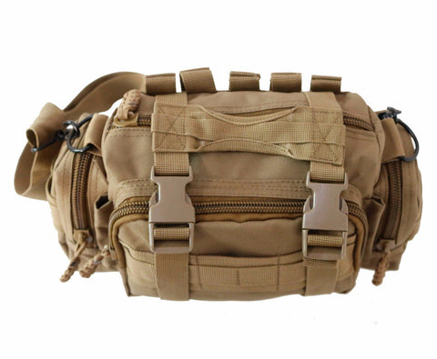 Military Style 3-Way Deployment Bag
