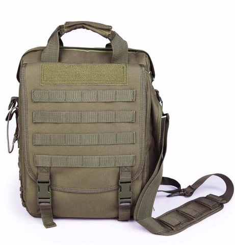 Multi-Functional Tactical Laptop Bag