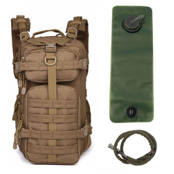 DAYTRIPPER 2-Day Tactical Backpack + Hydration Bladder Bundle