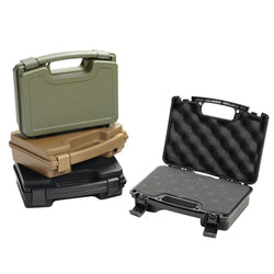 Gun Safe - High Quality ABS Tactical Hard Pistol Box Gun Case