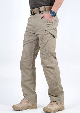 Men's Urban Military Style Tactical Pants