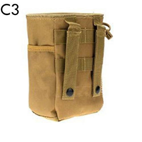Military Style Tactical Dump Pouch