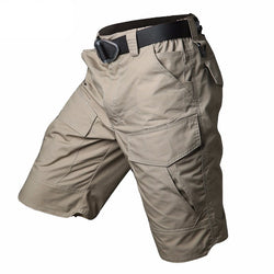 Waterproof Tactical Cargo Shorts