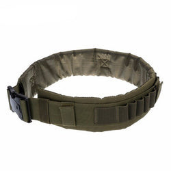 Padded Military Combat Belts with Ammo Sleeve