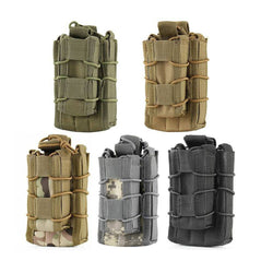 Double Decker Magazine Ammo Pouch