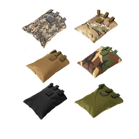 Military Style Magazine Dump Pouch