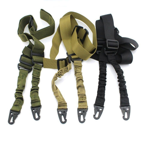 2 Point Tactical Rifle Sling Strap