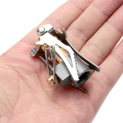 POCKET PICNIC Ultra-Light Portable Camping Stove