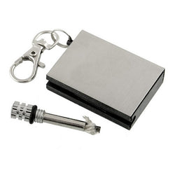 Survival Gear - Emergency Fire Starter Flint Match Lighter Survival Tool