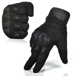 Tactical Gloves - Military Style Full Finger Tactical Gloves (3 Colors)