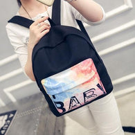 Women Canvas Backpack Pretty Style Daily - www.DealsOnBackpacks.com