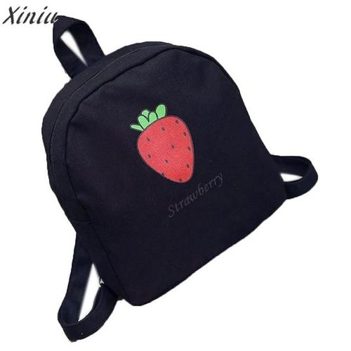Backpack Women Lovers Fruit Strawberry - www.DealsOnBackpacks.com