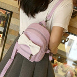 Backpack Women School Bag PU Leather Backpacks - www.DealsOnBackpacks.com