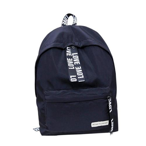 Canvas backpack for school - www.DealsOnBackpacks.com