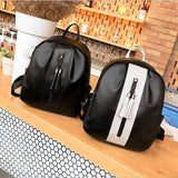 Fashion  Women's Backpack Zipper Tassel style - www.DealsOnBackpacks.com