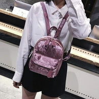 Fashion Backpack Women lady Girl Backpack Travel - www.DealsOnBackpacks.com