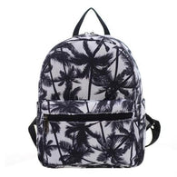 Women Backpack Canvas Printing Backpacks School - www.DealsOnBackpacks.com