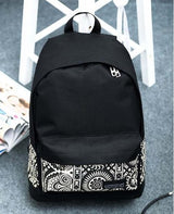 Women Backpack Mochila Bag Men And Women - www.DealsOnBackpacks.com