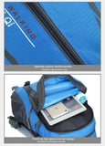 Waterproof Nylon Designer Backpack High Quality and Unisex for Travel, School, or Sports - www.DealsOnBackpacks.com