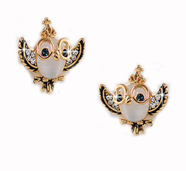 Owl Earrings **Special Price**