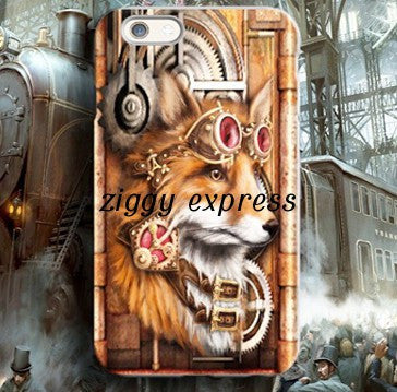 Steampunk Phone Case,iphone 6,iphone 6plus,iphone7,iphone 7 plus,galaxy s5,S6,S7,Galaxy Note 3,4,5