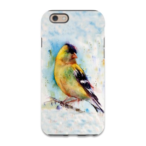 Watercolor Bird Phone Case,iphone 6,iphone 6plus,iphone7,iphone 7 plus,galaxy s5,S6,S7,Galaxy Note 3,4,5