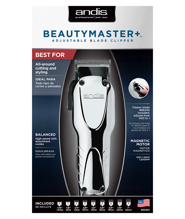 Andis BeautyMaster Clipper