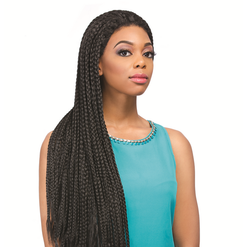 SENSATIONNEL LACE FRONT SENEGAL BOX BRAIDS II WIG