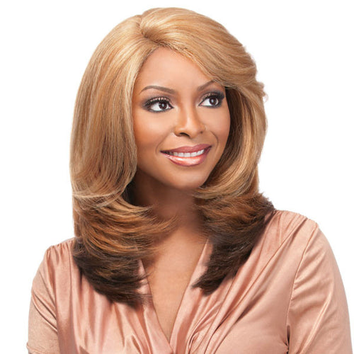 SENSATIONNEL EMPRESS CURVED PART LACE FRONT EDGE GOLDIE WIG