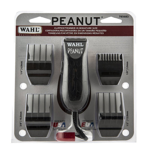 Wahl Black Peanut Clipper and Trimmer