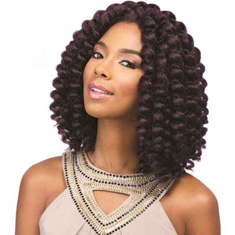 SENSATIONNEL LACE FRONT SENEGAL CHIC TWIST BRAIDS WIG