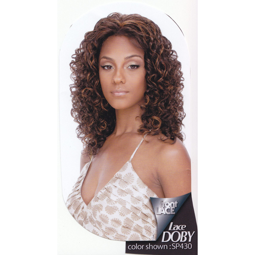 Vanessa Lace Front Wig Doby