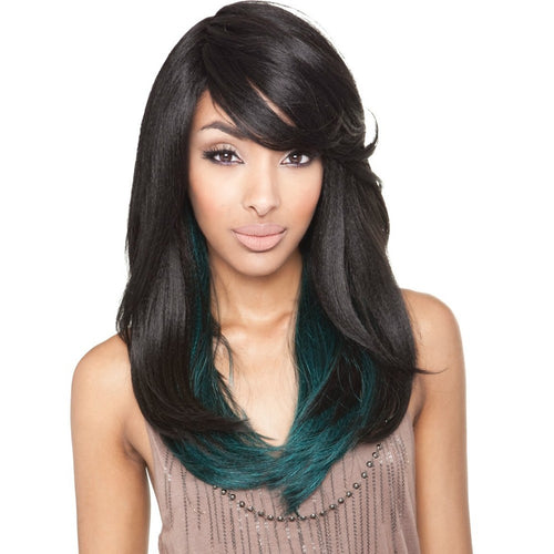 ISIS COLLECTION BROWN SUGAR LACE FRONT BS110 WIG