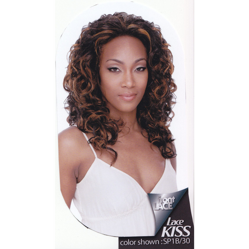 Vanessa Lace Front Wig Kiss