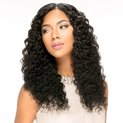 SENSATIONNEL BARE & NATURAL MALAYSIAN REMI NATURAL EURO DEEP WEAVE