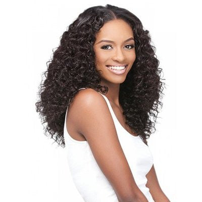 OUTRE SIMPLY NON-PROCESSED BRAZILIAN REMI NATURAL CURLY WEAVE