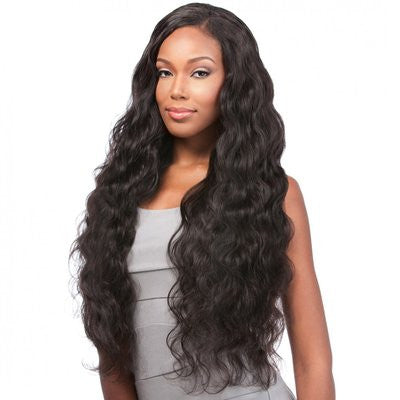 OUTRE SIMPLY NON-PROCESSED BRAZILIAN REMI NATURAL FLEXI CURL WEAVE