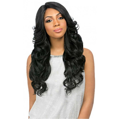 SENSATIONNEL EMPRESS CUSTOM LACE FRONT PERM ROMANCE WIG