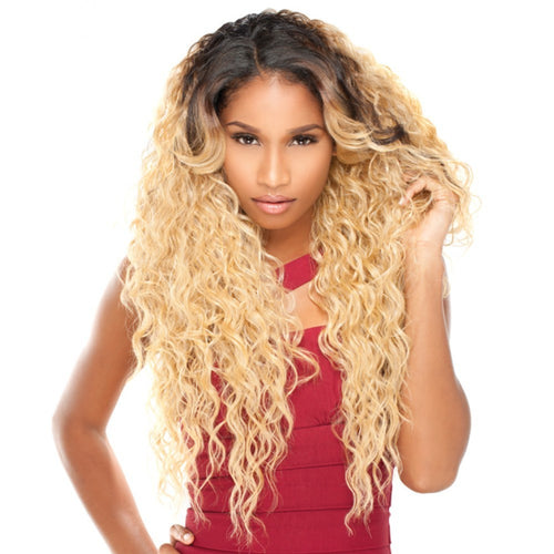 SENSATIONNEL EMPRESS LACE FRONT EDGE NIA WIG