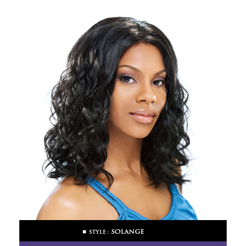 Freetress Equal Lace Front Wig Solange